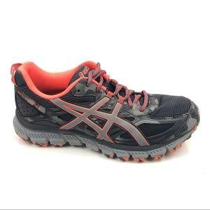 Asics Gel Scram 3 Womens Camo Trail Running Shoes